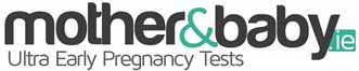 mother&baby logo for pregnancy tests