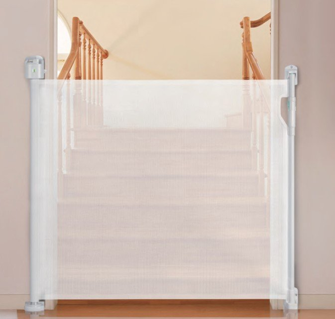 Babasafe Retractagate. The Retractable Stair Gate ...